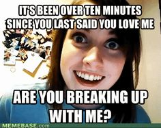 149 Best Overly Attached Girlfriend Memes Images Overly Attached