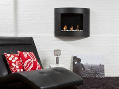 We found the best electric fireplaces in a variety of sizes, styles and prices that recreate the warm glow and crackling sound of a real fire.