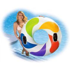 Intex Swim Tube River Float Tube Colorful Swimming Pool Accessories Inflatables #Intex