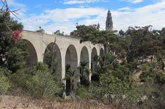 Cabrillo Bridge | Bridges of San Diego