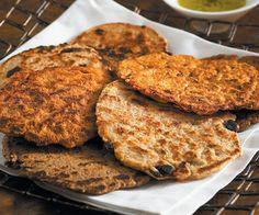 Chumath bread, courtesy of Kai at the Sheraton Wild Horse Pass Resort & Spa