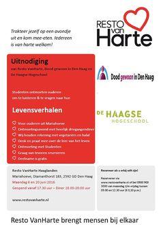 6 Jun – Studenten ontmoeten ouderen – Resto vanHarte Mariahoeve - http://www.oktip.nl/6-jun-studenten-ontmoeten-ouderen-resto-vanharte-mariahoeve/