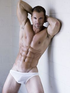 The art of man - glad2bhere: very, very handsome man & fine photos...