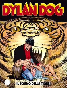 Albo #37 - Il sogno della tigre