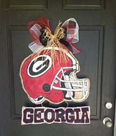 Georgia door!