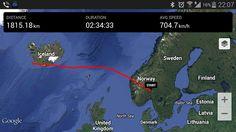 "WSPOMNIENIA ""KLEZMERA"" Photos: ICELAND North Sea, Baltic Sea, Lithuania, Finland, Denmark, Norway, Sweden, The Unit, Photos"