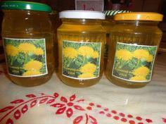 Fotorecept: Púpavový med