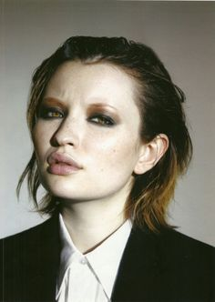 Emily Browning photographed by Thomas Giddings for Wonderland, September/October 2011