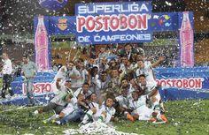Deportivo Cali, nuevo campeón de la Superliga