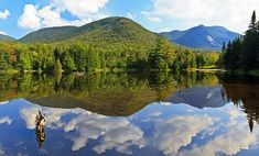 Take a look at the beauty of The Adirondacks! The Adirondacks are a favorite holiday destination for New York people. Adirondack Park, Adirondack Mountains, Places To Travel, Places To Go, New York People, Lake George Village, Summer Vacation Spots, Places In New York, Beautiful Places To Visit