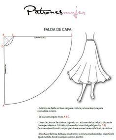 Trazado del patrón base delantero.   Blog de costura, moda y patrones -   Bloglovin'