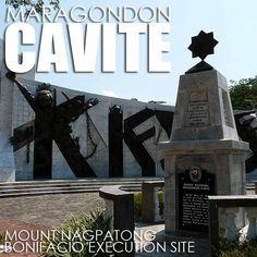 Mount Nagpatong Bonifacio Execution Site in Maragondon Cavite  http://www.ivanhenares.com
