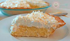 Aprender a preparar Tarta de Crema de Coco (Coconut Cream Pie) con esta receta súper fácil. Te vas a sorprender de su sabor. ¡Ingresa Ahora!