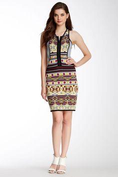 Fair Isle Powerknit Dress