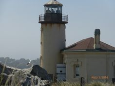 Coquille River Light, Oregon