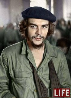 Che Guevara - Silence is argument carried out by other means.