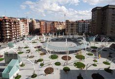 Plaza de Indautxu / JAAM sociedad de arquitectura