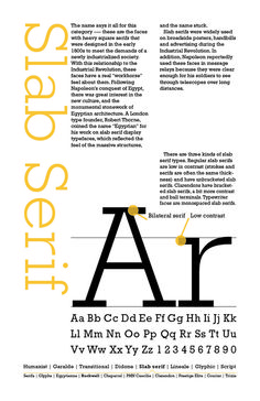 26 Best Type Classification Images On Pinterest