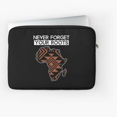 Simple Minimalist Africa Map ~ Never Forget Your Roots with African Tribal Pattern Background. Find this Cool and Unique design available in T Shirt, Tote Bag, Hoodie, Tank and more Apparel. Home Decor Stuff like: Poster, Canvas Print, Throw Pillows, Floor Pillow, Duvet Cover, Throw Blanket, Shower Curtain, Comforter, Wall Tapestry and more. Also Phone Case, Laptop Case, Sticker etc. Best Gift Idea for yourself or your Loved ones! #africa #african #roots #black #people #power #blm #laptop Tribal Pattern Background, Laptop Case, Phone Case, African Tribal Patterns, African Map, Never Forget You, African Mud Cloth, Black People, Clothing Patterns