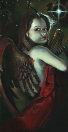angel Angel, Painting, Art, Art Background, Angels, Painting Art, Kunst, Paintings, Gcse Art