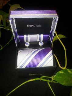 100% Silk Tie Box Gift Sets in Frisco, TX (sells for $33.99) Call 888-665-8802 For More Information