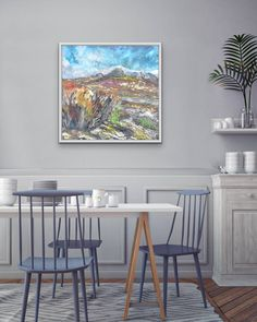 Available to buy online, 'Ou Kaapse Weg II', stunning landscape painting in oil on canvas by Deidre Maree, size x x unframed. Art For Sale Online, Online Art Gallery, Landscape Paintings, Oil On Canvas, African, Painted Canvas, Landscape, Landscape Drawings, Oil Paintings