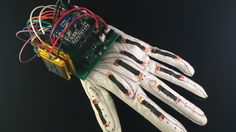 Nicole Riva   A new project out of the University of California San Diego shows how wearable technology could more easily integrate with the way people live — and that high-tech doesn't have to come with a high cost. Researchers created a prototype glove fitted with sensors that follow the... - #Create, #Glove, #Interpret, #Lowcost, #News, #Researchers