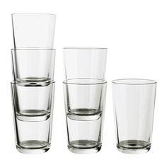 IKEA 365+ Glas, klart glas klart glas 45 cl