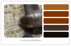 Color of #jerez #pedro ximenez