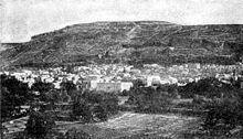 Mount Gerizim - Wikipedia