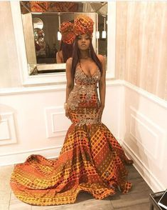 african fashion ankara Stylish African Ankara Styles For Single Ladies:Ladies check out beautiful stylish ankara styles to rock your weekends Black Girl Prom Dresses, African Prom Dresses, African Wedding Dress, African Dress, African Formal Dress, Ankara Dress, African Fashion Ankara, African Inspired Fashion, Latest African Fashion Dresses