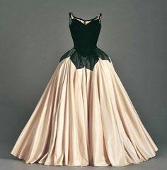 James Petal Dress 1951