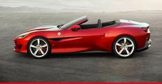 Η νέα βασική Ferrari λέγεται Portofino