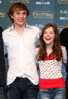 """Georgie Henley Photo - """"The Chronicles Of Narnia: Prince Caspian"""" Press Conference"""