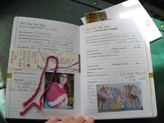 Knitting journal do this!!!!