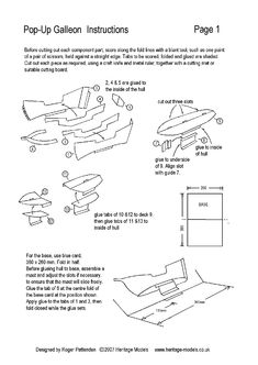 Galleon instructions 1
