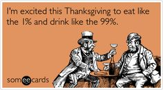 Occupy thanksgiving