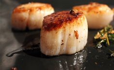 How to Perfectly Sear Scallops