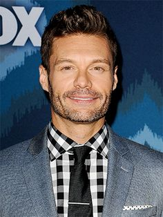 Ryan Seacrest Is Launching a Men's Skin-Care Line, Because of Course Ryan Seacrest, Men Tips, Daily Beauty, American Idol, Celebs, Celebrities, Man Crush, Beauty Trends, Product Launch