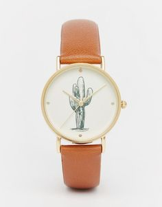 ASOS Cactus Dial Watch - Tap the link now to see where you can find the top trending items for your own fly!