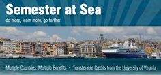 Semester at Sea  'add a truly global semester to your college education.'