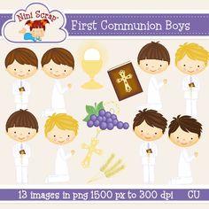 First communion boys https://www.facebook.com/niniscraps