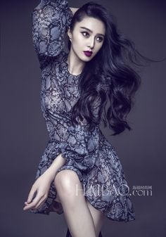 Photoshoot Friday: Let's catch some waves | Cfensi #Fanbingbing