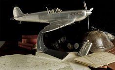 Spitfire plane model