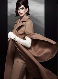 Commercial Modeling, Anne Hathaway, Trending Topics, Duster Coat, Photo And Video, Women, Pictures, Photos, Videos
