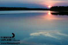 Kemijoki river in Rovaniemi, Finnish Lapland. #filmlapland #finlandlapland…