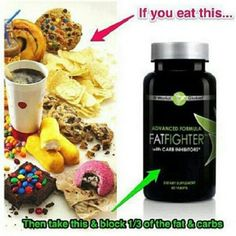 It Works Fat fighters! Take up to an hour after meals Questions? christinejhaug.myitworks.com