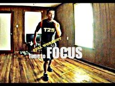 FOCUS T25 - ALPHA CARDIO (Full Workout)