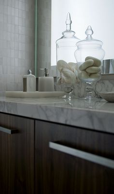 Bathroom Styling by The Little Room of Style. Photo by Bill Timmerman.