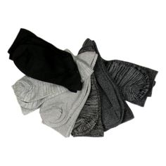 Cuddl Duds Womens 6-Pack Leg Layering Fashion Crew Socks, Size 4-10 >>> You can find more details by visiting the image link.